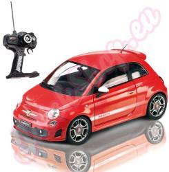 Mondo Fiat Abarth 500 1:14