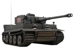 Silverlit VsTank PRO Airsoft Panzer Kampfwagen IV Tiger I Dark Grey (early production)