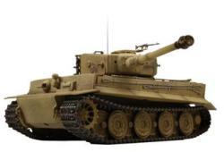 Silverlit VsTank PRO Airsoft Panzer Kampfwagen IV Tiger I Desert Brown