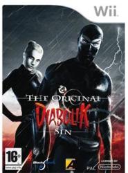Black Bean Diabolik The Original Sin (Wii)