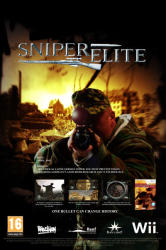 Reef Entertainment Sniper Elite (Wii)