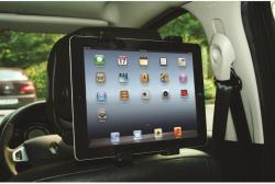 Allsop Headrest Tablet Mount - поставка за седалката на кола за iPad и таблети до 11 инча