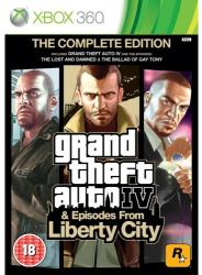 Rockstar Games Grand Theft Auto IV Episodes from Liberty City [The Complete Edition] (Xbox 360)