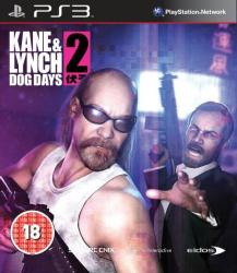 Square Enix Kane & Lynch 2 Dog Days [Limited Edition] (PS3)