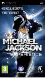 Ubisoft Michael Jackson The Experience (PSP)