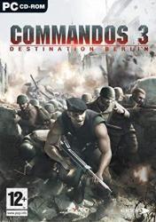 Eidos Commandos 3 Destination Berlin (PC)