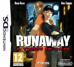 Focus Home Interactive Runaway A Twist of Fate (Nintendo DS)