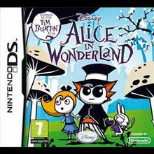 Disney Alice in Wonderland (Nintendo DS)