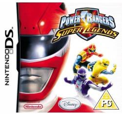 Disney Power Rangers Super Legends (Nintendo DS)