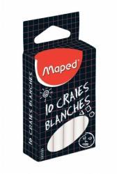 Maped Fehér táblakréta 10 db/doboz