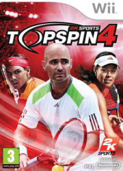 2K Games Top Spin 4 (Wii)