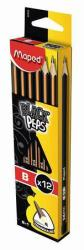 Maped BLACK`PEPS grafitceruza B 12 db