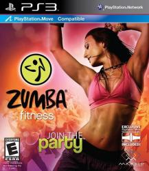505 Games Zumba Fitness Join the Party (PS3)