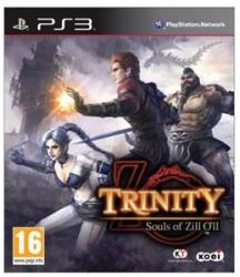 Koei Trinity Souls of Zill O'll (PS3)
