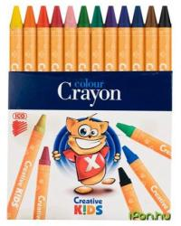 ICO Creative Kids zsírkréta 12 db/doboz