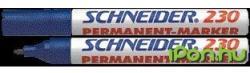 Schneider 230 alkoholos marker fémházas