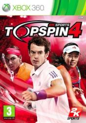 2K Games Top Spin 4 (Xbox 360)