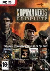Eidos Commandos Complete (PC)
