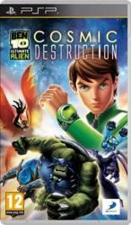 D3 Publisher Ben 10 Ultimate Alien Cosmic Destruction (PSP)