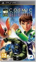 D3 Publisher Ben 10 Ultimate Alien Cosmic Destruction (PSP)