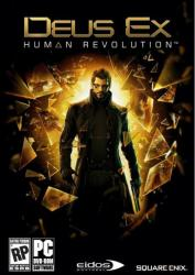Square Enix Deus Ex Human Revolution (PC)