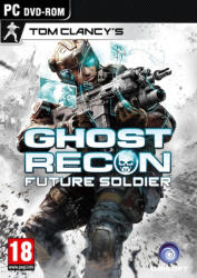 Ubisoft Tom Clancy's Ghost Recon Future Soldier (PC)