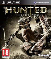 Bethesda Hunted The Demon's Forge (PS3)