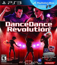 Konami Dance Revolution New Moves (PS3)