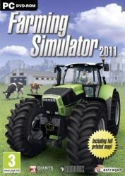 Giants Software Farming Simulator 2011 (PC)