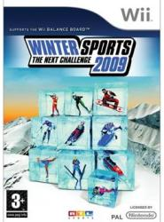 RTL Entertainment Winter Sports 2009 The Next Challenge (Wii)