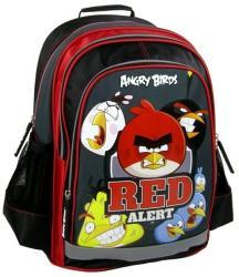 DERFORM Ghiozdan ergonomic - Angry Birds Red Alert (BPPL15AB11)