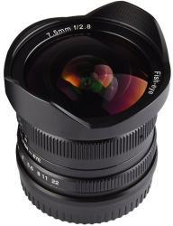 7artisans 7.5mm f/2.8 (Canon)