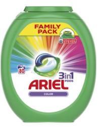 Ariel Color Mosókapszula 80db
