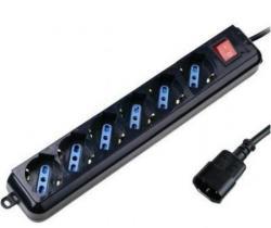 Techly 6 Plug 1,5m (300415)