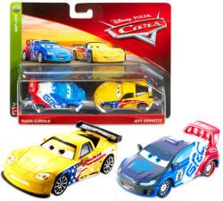 Mattel Verdák 3 - Raoul CaRoule és Jeff Gorvette kisautók (DXV99/FLH63)