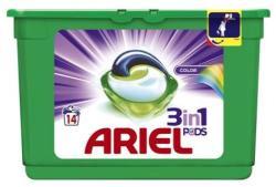 Ariel 3in1 Color&Style Mosókapszula 14db