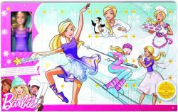 Mattel Barbie Adventi naptár (FTF92)