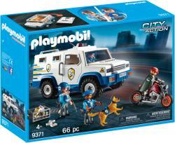 Playmobil Masina de politie blindata (9371)
