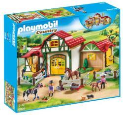 Playmobil Ferma calutilor (6926)