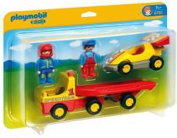 Playmobil Versenyautó trélerrel (6761)