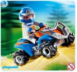Playmobil Verseny Quad (4427)