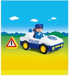 Playmobil Rendőrautó úton (6737)