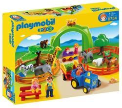 Playmobil Vidám nap az állatkertben (6754)