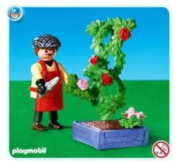 Playmobil Rózsametsző kertész (4487)