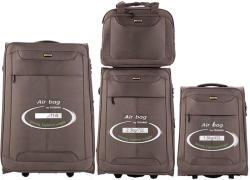 Touareg SuperLight 4 részes bőrönd szett (AIR6494)