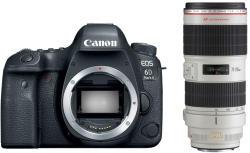 Canon EOS 6D Mark II + EF 70-200 f/2.8- IS II USM