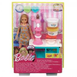 Mattel Barbie - Stacie reggeli készlet
