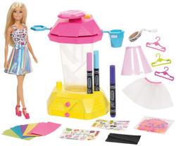 Mattel Barbie Crayola konfettis szoknya stúdió babával