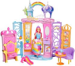 Mattel Barbie Dreamtopia kastély babával