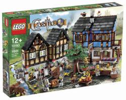LEGO Castle - Medieval Market Village (10193)